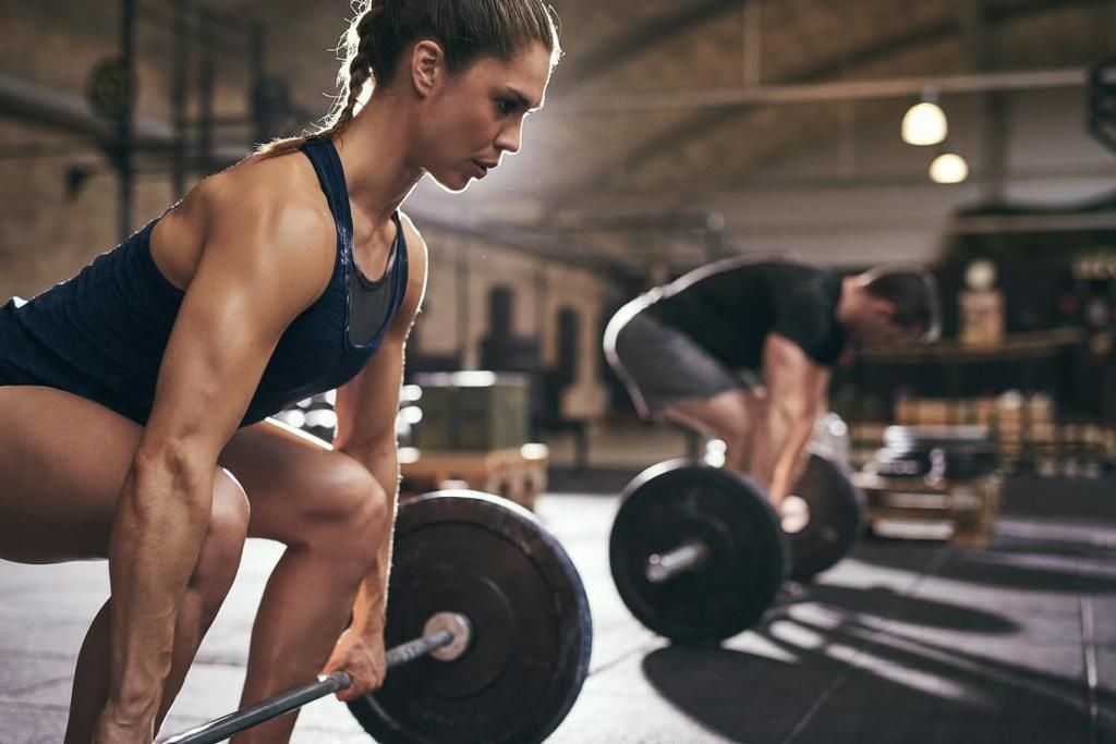 Weight Lifting for a Healthier You