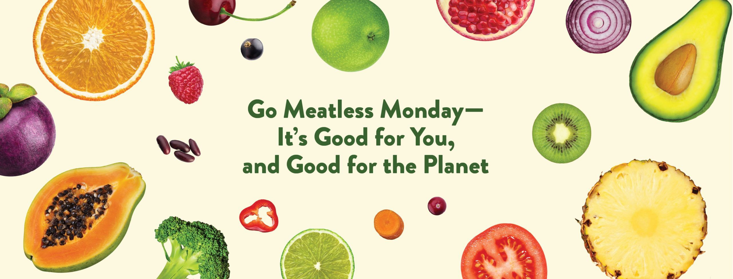 The Benefits of Meatless Monday